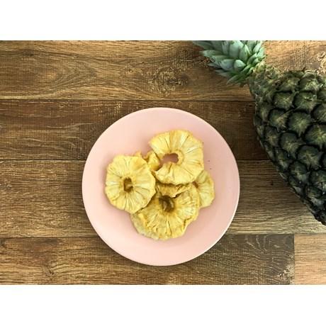Abacaxi Desidratado - 100 Gramas