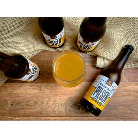 Cerveja Pilsen Campinas - 355ML