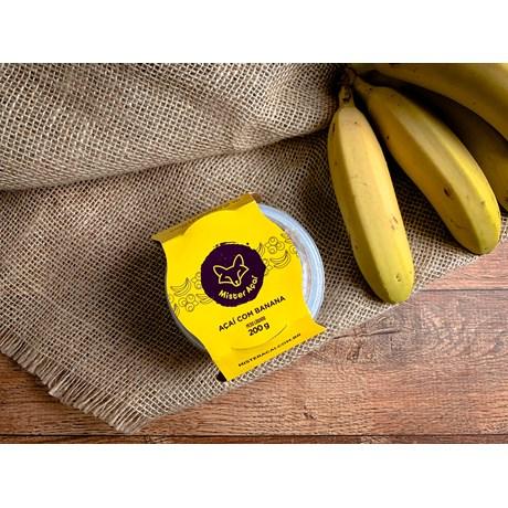Mister Açaí de Banana - 200g